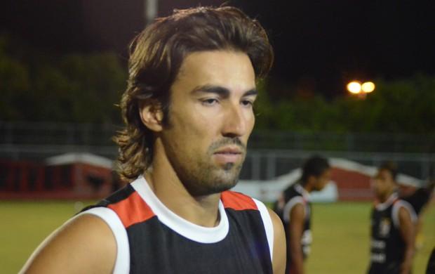 Leandro Kível quer que qualidade prevaleça (Foto: João Áquila)