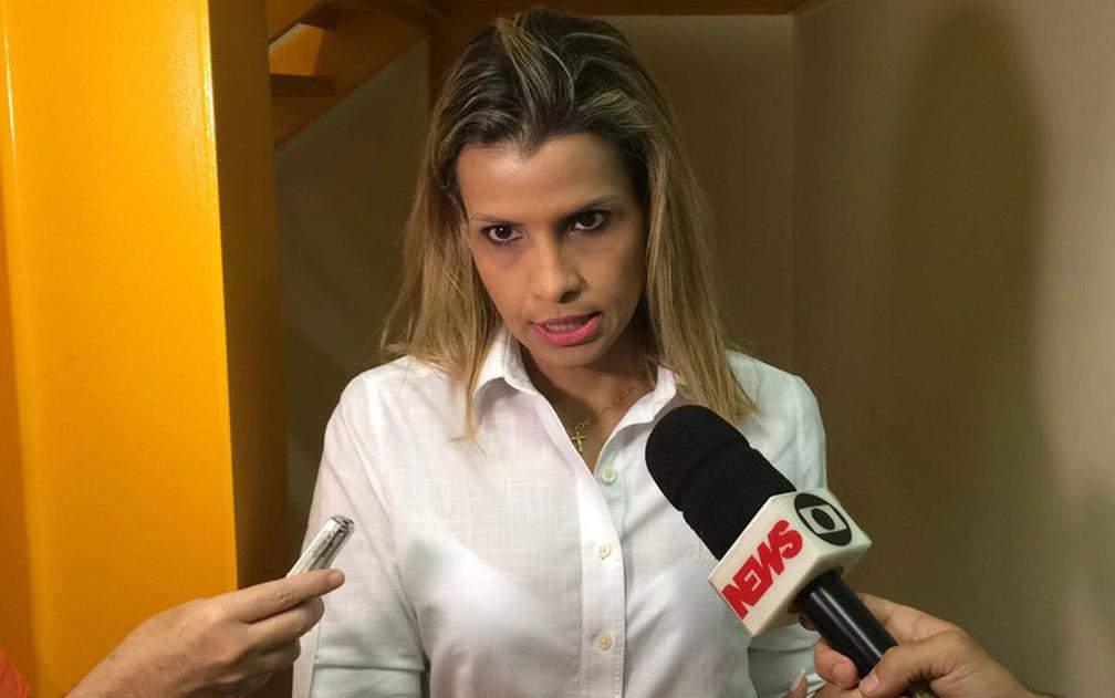 Delegada na época das investigações, Cristiana Bento relembra detalhes do caso que chocou o mundo (Foto: Henrique Coelho)