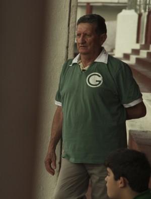 Dorival ídolo Guarani bastidores filme oficial (Foto: Samir Cheida / Divulgação)