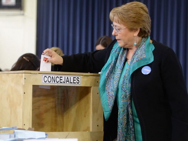 Direita vence eleições municipais no Chile