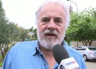 Luiz Carlos Silveira Martins, Cacalo, ex-dirigente do Grêmio (Foto: Reprodução SporTV)