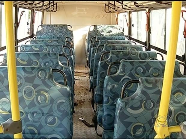 ônibus estupro tocantins (Foto: Reprodução/TV Anhanguera)