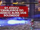 'Cavaleiros do Zodíaco': novo game atrai fãs com nostalgia; G1 jogou