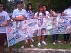 Família de adolescente morto por vigilante no AM volta a protestar
