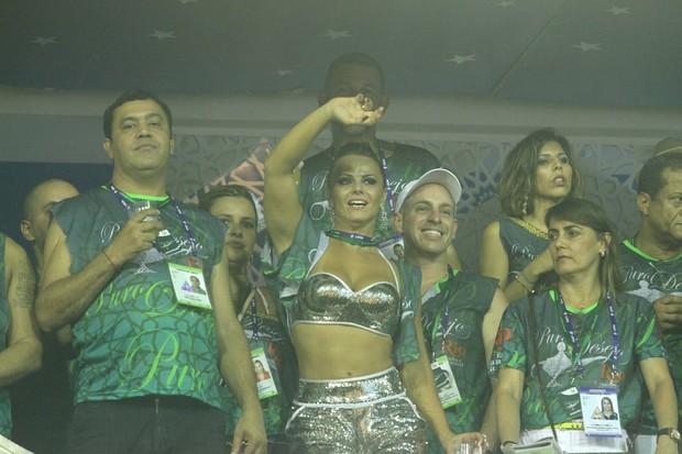 Vivi Araujo (Foto: Raphael Mesquita - Photo Rio News)