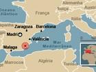 Número de mortos por terremoto vai a 7 em cidade no sul da Espanha