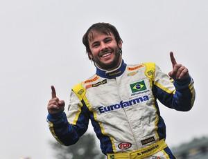 Ricardo Mauricio consegue pole position da etapa de Tarumã (Foto: Duda Bairros)