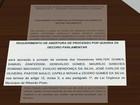 Câmara avalia pedido de cassação de vereadores investigados na Sevandija