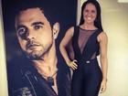 Após desabafos polêmicos, Zezé Di Camargo se declara para namorada