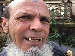O Vampiro Brasileiro é um personal assombração (Foto: Divulgação   Tô Indo)