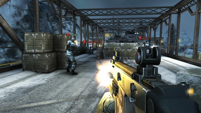 Confira os melhores jogos de tiro para Android (Foto: Reprodução)