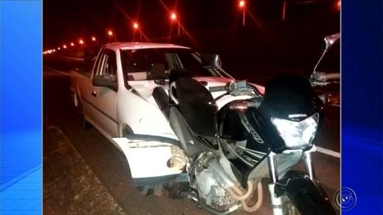 Motorista bêbado é preso após atingir moto e matar motociclista em Bauru