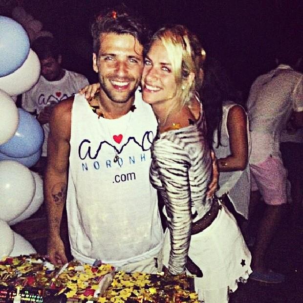 Giovana Ewbank e Bruno Gagliasso (Foto: Reprodução/Instagram)