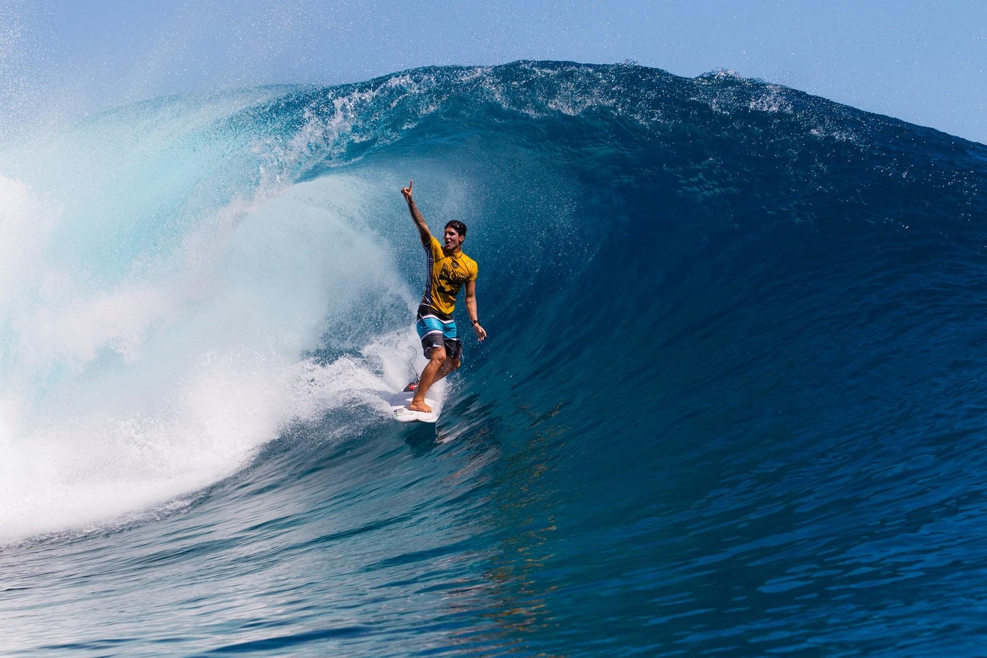 Gabriel Medina | Surfe | globoesporte.com