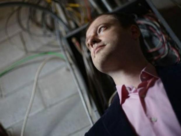 Bilionário sonha com imortalidade  (Foto: BBC)