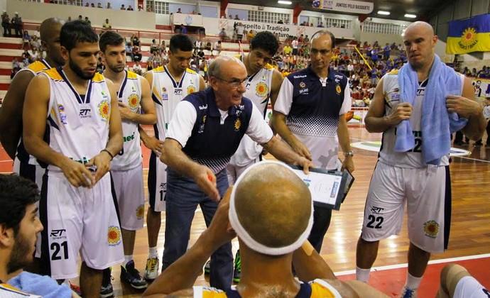 São José Basquete Edvar Simões (Foto: Antonio Basílio/PMSJC)