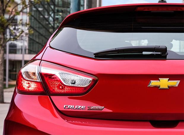 Chevrolet Cruze Sport6 (Foto: General Motors)