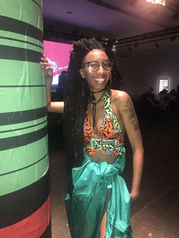 Maiwsi Ayana (Foto: Glamour Brasil)