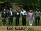 G8 quer uma zona do euro 'forte' com a Grécia e estimular o crescimento