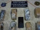 Drogas e celular são arremessados para dentro de presídio, em RO