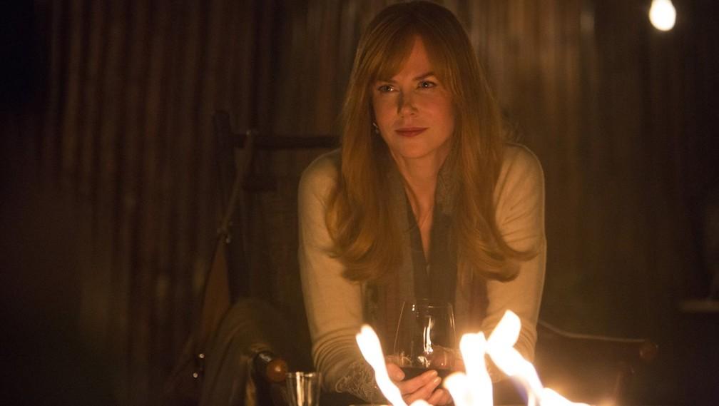 Nicole Kidman em 'Big little lies' (Foto: Divulgação)