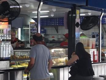 Sobrepeso atinge mais da metade da população do Recife. (Foto: Katherine Coutinho / G1)