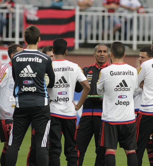Reforma na casa (Gilvan de Souza / Flamengo)