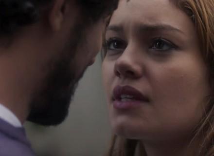 Com provas da traição de Vitor, Alice se declara a Renato: 'Quero me casar com você!'