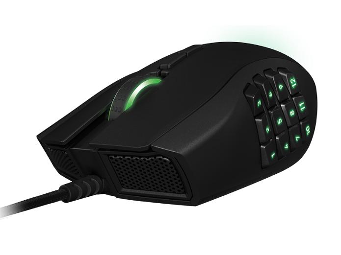 Mouse da Razer com 12 botões configuráveis (Foto: Divulgação/Razer)