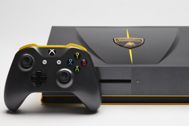 Xbox One S especial Forza Horizon 3 (Foto: Divulgação)