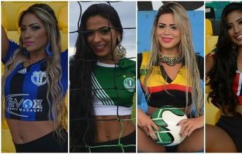 Conheça as candidatas que concorrem ao Musa do Amapazão 2015
