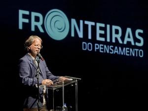 Conferencista teve 27 livros publicados (Foto: José Luiz Somenzi/Divulgação)