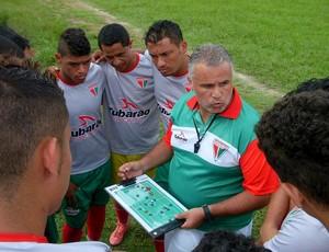Treinador Paulo de Freitas do Operário-MT (Foto: Divulgação)