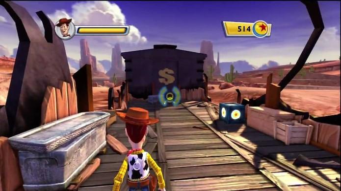 Toy Story 3: The Game (Foto: Divulgação)
