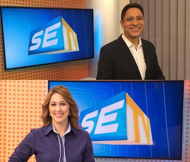 G1 transmite ao vivo as duas edições do SETV (Foto: Divulgação / TV Sergipe)
