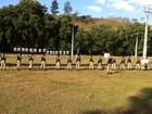 Militares fazem treinamento em Valadares para reforçar patrulha