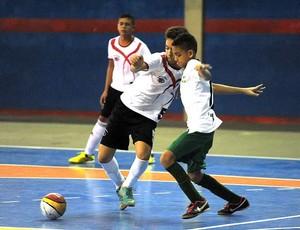 Futsal infantil nos Jogos Escolares Maranhenses (JEMs) (Foto: Biaman Prado/Sedel)