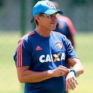 Oswaldo de Oliveira Sport (Foto: Marlon Costa / Pernambuco Press)
