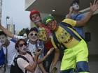 'Palhaceata' terá cortejo, futebol de palhaços e oficina em Macapá