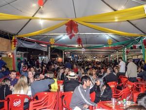 Feira das Nações, festa, público, Pouso Alegre (Foto: Foto Clube Pouso Alegre)
