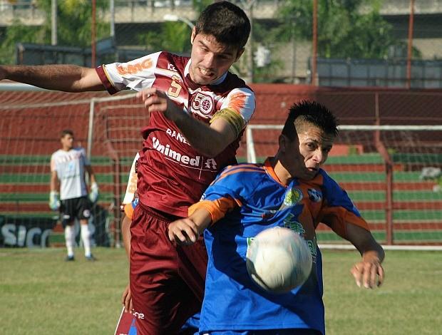 Copa Espírito Santo Sub-20 2013: Desportiva Ferroviária x GEL (Foto: Henrique Montovanelli/Desportiva Ferroviária)
