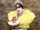 'Não tenho plano de saúde, mas tenho muitos amigos', diz Isabelita dos Patins