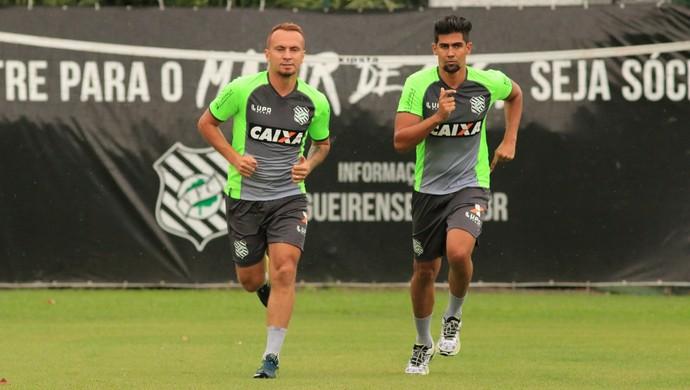 zé love leandro almeida figueirense (Foto: Luiz Henrique / FFC)