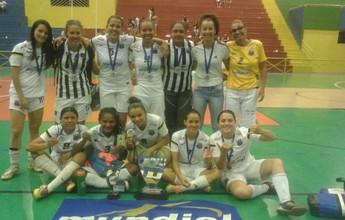 Sem recursos, time de Petrolina fica fora da Taça Brasil de Futsal feminino