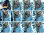 Adriana Sant'anna mostra tentativas até chegar a selfie perfeita
