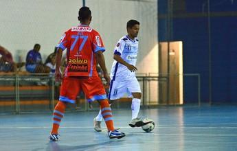 Taubaté vira sobre Yoka com gol no final e assume vice-liderança da chave