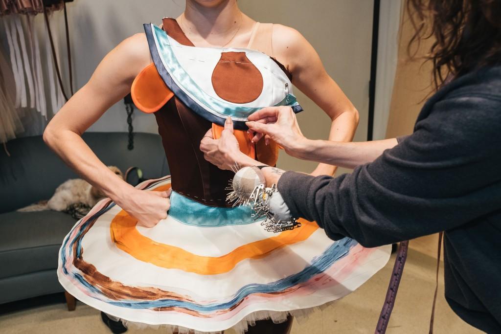 NYC Ballet 2017 (Foto: Reprodução/WWD)
