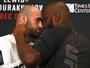 Derrick Lewis fica quase no limite do peso-pesado para luta no UFC Albany