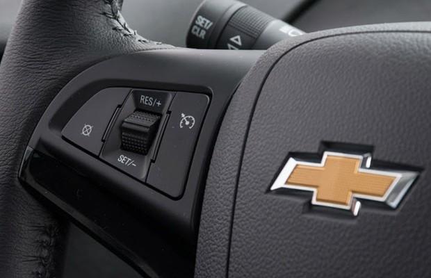 Chevrolet Onix LTZ (Foto: Divulgação)