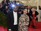 Kim e Kanye não chegam a acordo sobre nome da filha, diz revista